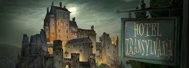 dracula hotel transylvania teaser trailer