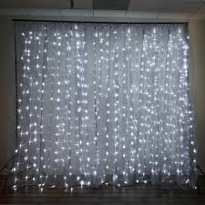 wedding backdrop led 600 sequential silver led lights big wedding party photography