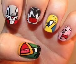 resultado de imagen de figuras de uñas fantasia en uñas pinterest