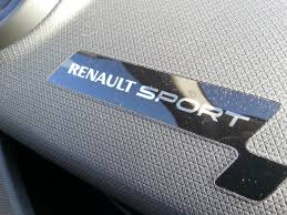 logo renault sport first drives renaultsport clio 200 turbo edc megane rs 265 cup
