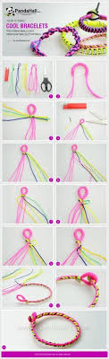 easy bracelet tutorials images 16 easy diy bracelet tutorials pinterest safety pins safety jpg