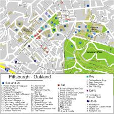 Pittsburgh Pennsylvania Map by Google Map Of Pittsburgh Pennsylvania Usa Nations Online Project