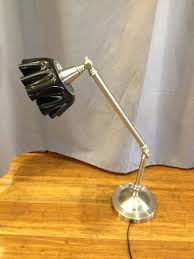 diy western home decor tutorial rockin desk lamp upcycled vinyl record old diy bowl