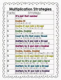mastering multiplication multiplication facts multiplication