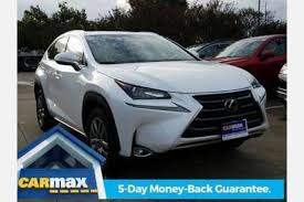 lexus of fort worth used lexus nx 200t for sale in fort worth tx edmunds