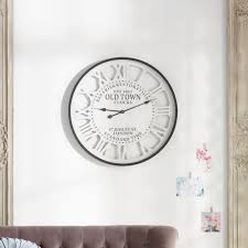 Wanduhr Design Wohnzimmer Vintage Wanduhr Landhaus My Lovely Home My Lovely Home
