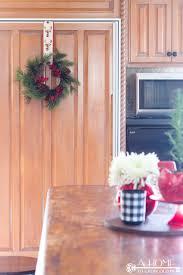 vintage christmas holiday home tour with beautiful christmas decor