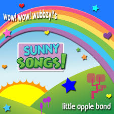 wow wow wubbzy u0027s sunny songs apple band spotify