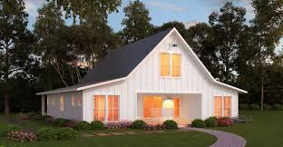 modern barn design 2720 sq ft modern barn home with must see floor plan