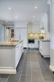 tiled kitchen floors ideas best 25 ceramic flooring ideas on ceramic wood floors