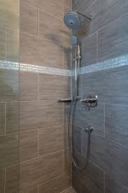 Bathroom Tile Remodeling Ideas by Here 39 S A Travertine Tile Shower With Diamond Patterned Designs