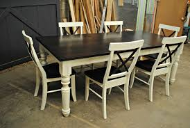 Country Dining Room Sets Custom Dining Table I The Common Table