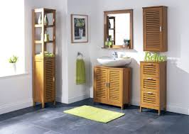 Bathroom Floor Storage Cabinets White Bathroom Floor Storage Cabinets White Interesting Restroom