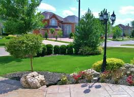 Front Yard Landscaping Without Grass - garden designs without grass small front yard landscaping without