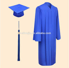 graduation robe graduation gown and cap for high school students view