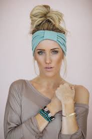 camaflouging headbands for receding forhead sparrow turban headband neutral color choices three bird nest