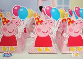 peppa pig decorations die besten 25 peppa pig balloons ideen auf