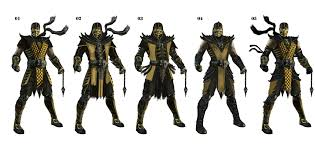 Scorpion Costume Best Character Costumes For Mkx Test Your Might