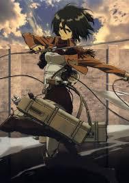 mikasa ackerman attack on titan page 2 of 49 zerochan anime