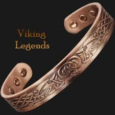 copper bracelet mens images Viking bracelet for men pure copper bangle mens health bracelet jpg