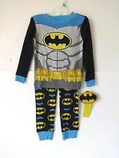 batman pajamas 5t ebay