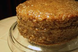 lazy gluten free gluten free german chocolate cake