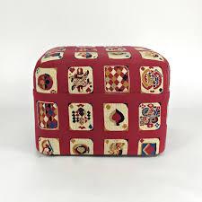 Made Ottoman by 88 Off Custom Custom Made Designer Ottoman Cube Storage
