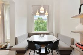 Dining Room Banquette Seating Refined Simplicity 20 Banquette Ideas For Your Scandinavian