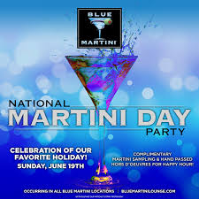 martini blue celebrate national martini day at blue martini blue martini lounge