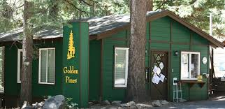 June Lake Pines Cottages by Golden Pines Rv Resort And Campground Camping Full Hookup Rv