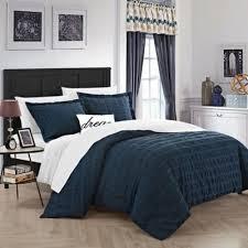 buy navy blue queen duvet cover from bed bath u0026 beyond