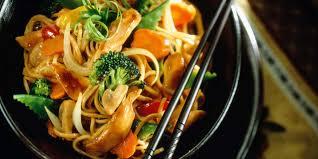 comment cuisiner les nouilles chinoises sauté de nouilles chinoises au poulet et légumes facile et pas cher
