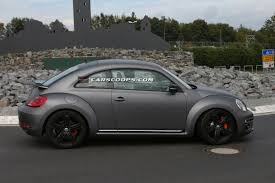 grey volkswagen bug scoop vw turning lady bug into a stag beetle with r edition
