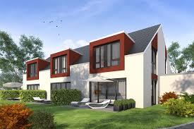 Einfamilienhaus Reihenhaus Synergy Consulting Gmbh