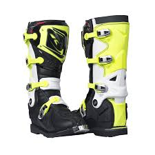 black motocross boots kenny collections mx boots titanium