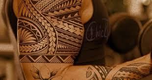 37 samoan tattoos on half sleeve