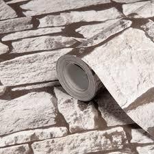 colours grey stone effect wallpaper clearance diy at b u0026q