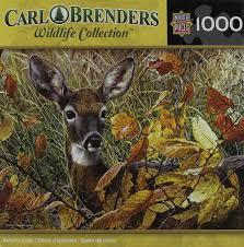 amazon com masterpieces carl brenders wildlife collection autumn