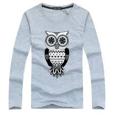 best price on men u0027s casual hooded pullover sweatshirt owl printed