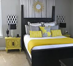Interior Design Yellow Walls Living Room How To Decorate A Bedroom With Yellow