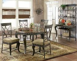 Casual Dining Room Sets by Hamlyn Pedestal Dining Room Set Signature Design By Ashley