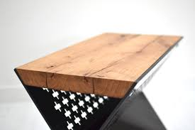Yellow Side Table Uk Reclaimed Oak Side Table U2013 Crowdyhouse