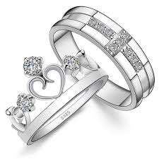 wedding rings his hers wedding rings his and hers inner voice designs