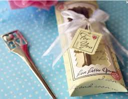 letter opener favors free shipping 20pcs lot wedding decoration gift of letter