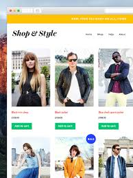 Online Clothing Store Website Builder Make U2014 The Theme Foundry