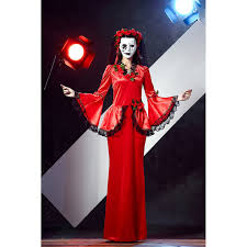 Scary Womens Halloween Costumes Aliexpress Buy Halloween Vampire Cosplay Costumes
