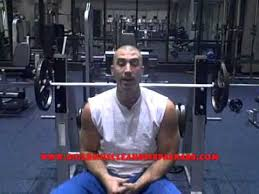 My Shoulder Hurts When I Bench Press No More Shoulder Pain During The Bench Press Youtube
