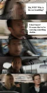 Rock Driving Meme - the rock driving image gallery sorted by comments know your meme