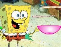 jeux de cuisine spongebob jeux de préparation de sandwich