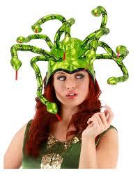 medusa snake hat halloween headwear horror shop com